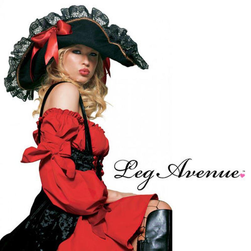 28【LegAvenue】カリビアンハット 2098