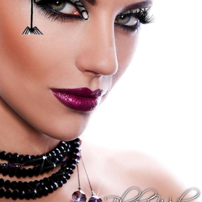 【XoticEyes】Black Widow Eyes
