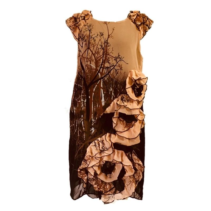 Sleeveless Mini Dress ミニワンピース