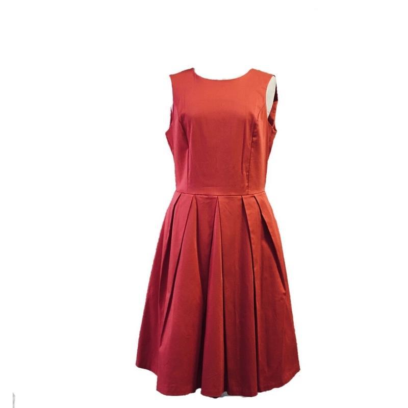 Sleeveless Dress  イタリア製ワンピース