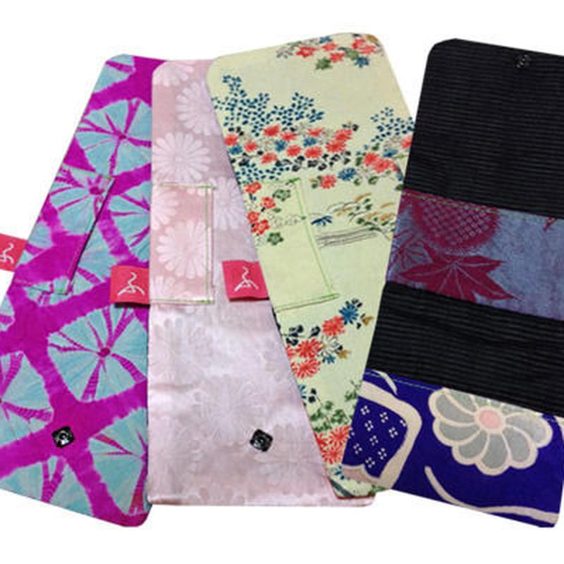 kimono ICカード入れ -LUX-   Kimono IC Card Case-LUX-