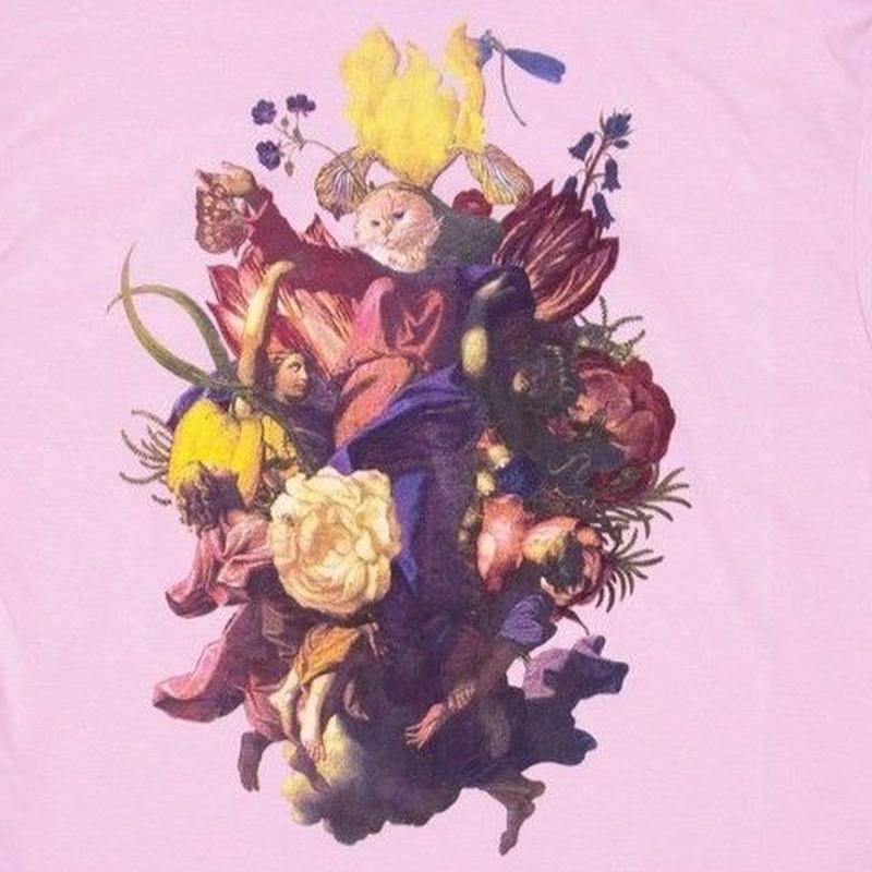 RIPNDIP Heavinly Bodies L/S (Pink)