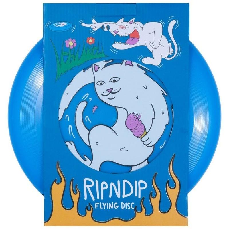 RIPNDIP Ice Cream Surfer Flying Disk