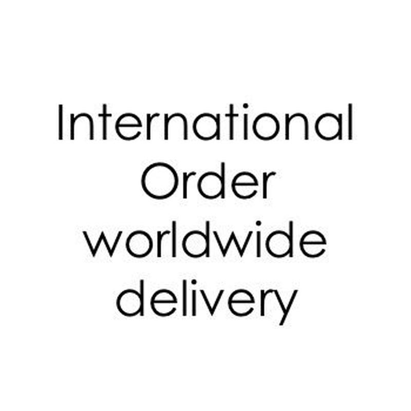 International order - worldwide delivery / How to order