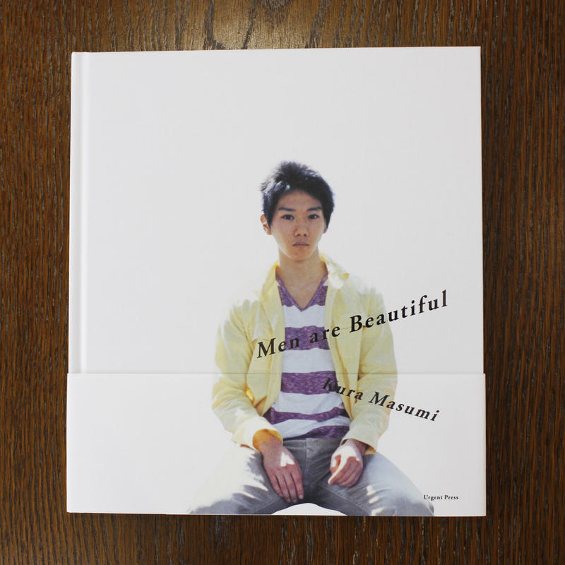 蔵真墨『Men are Beautiful』(サイン入り)