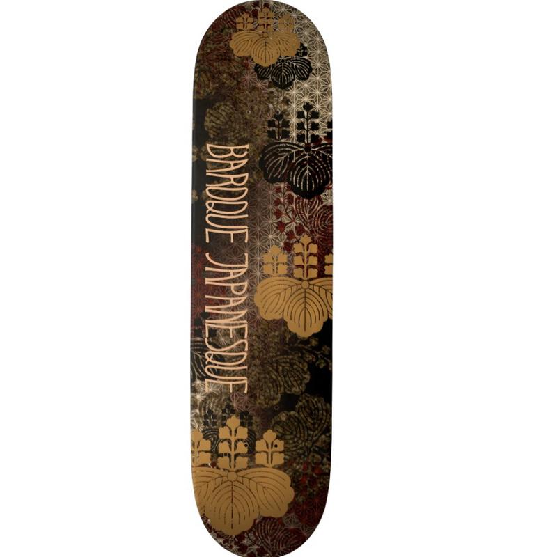 Samurai SHOGUN Toyotomi emblem Skateboard