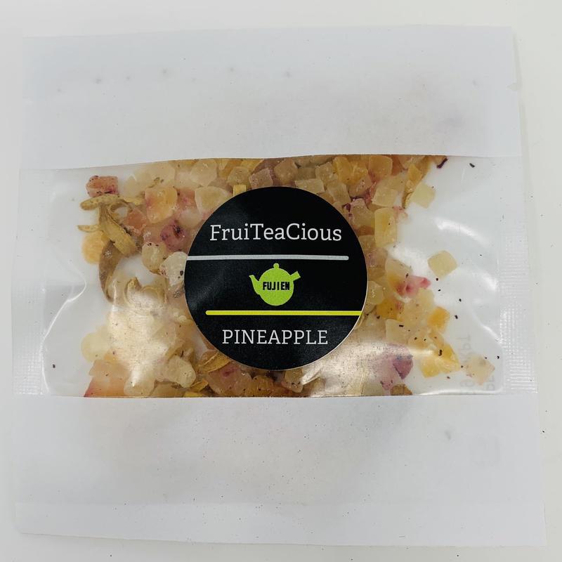 お試し用 FruiTeaCious   食べれるフルーツティー  パイナップル味