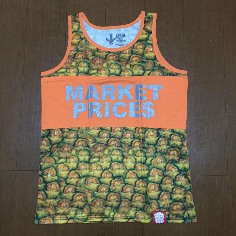 FMHI MARKET PRICES Tank Top