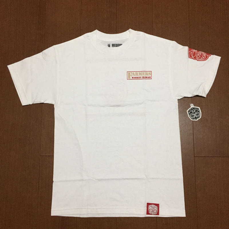 "FMHI ""3.0 SAVAGES""  TEE(WHITE)"
