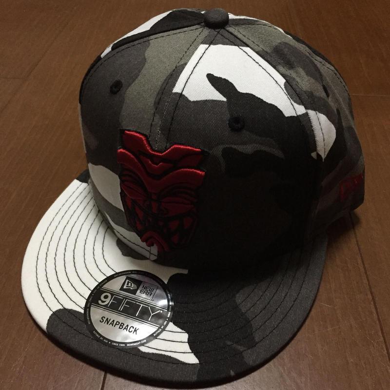 FMHI 3.0AKUA URBAN CAMO Hat
