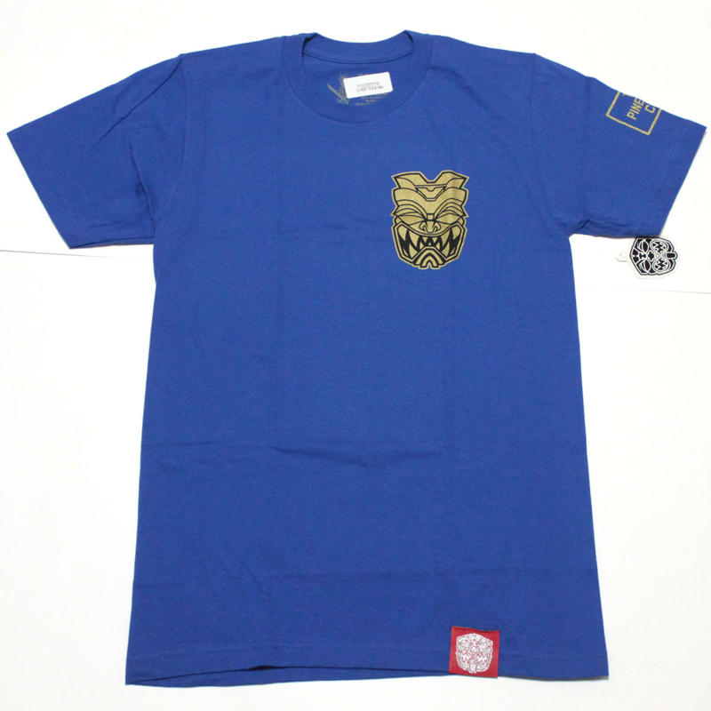 FMHI 3.0AKUA POCKET Tee Blue/Gold