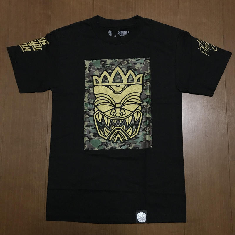 FMHI  x CROWNS GUAM Collab2019 Tee (BLACK)