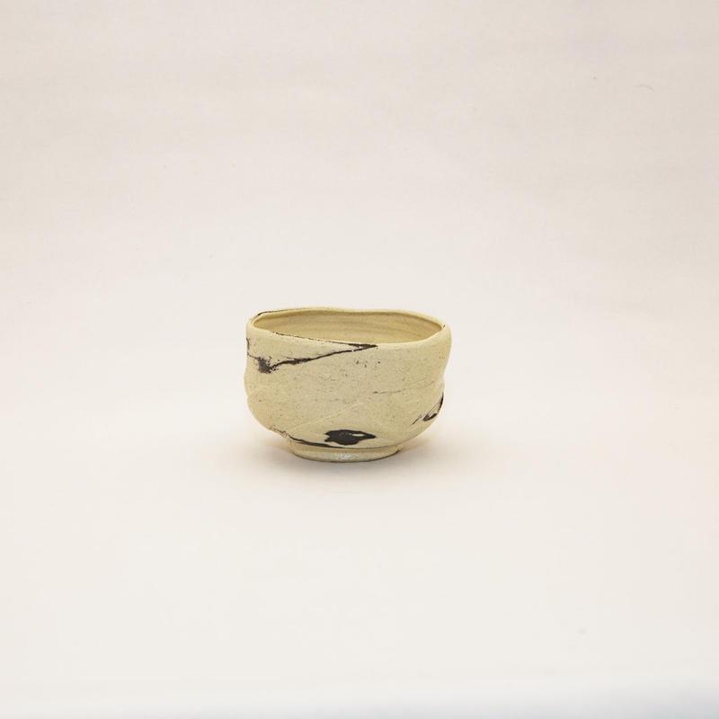 "Akio Fukuda Original Handmade Pot ""Yuuzen"".3  悠然.3"