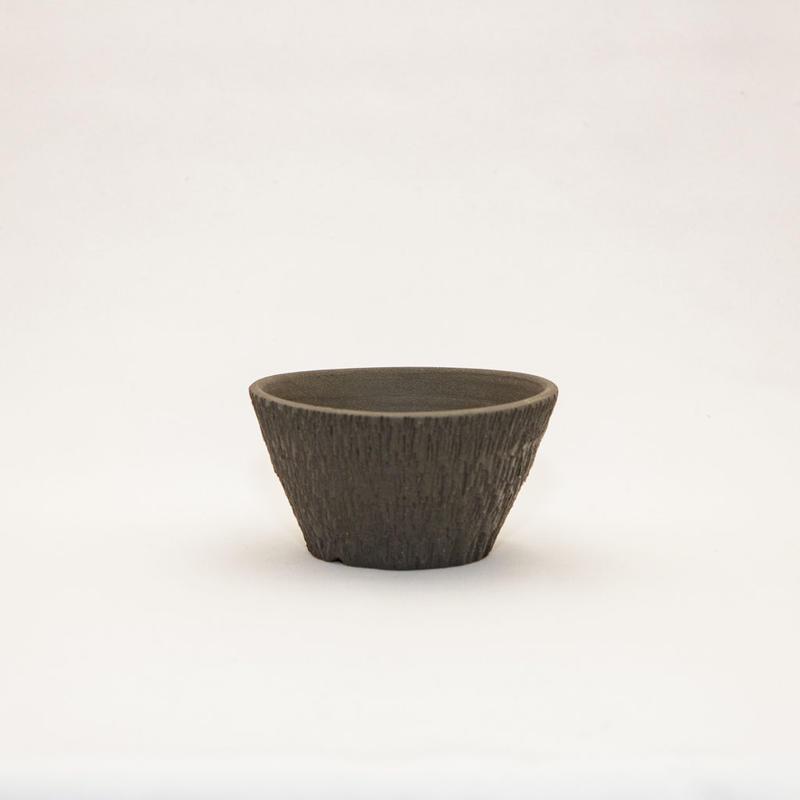 "Akio Fukuda Original Handmade Pot ""Kai"".3  塊.3"