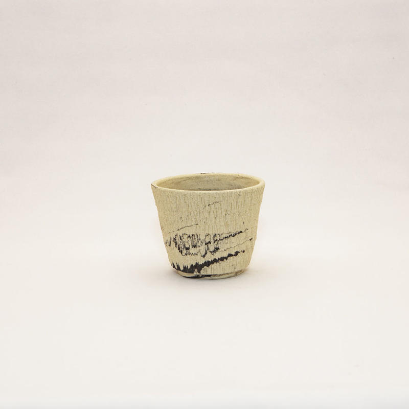 "Akio Fukuda Original Handmade Pot ""Yuuzen"".5  悠然.5"