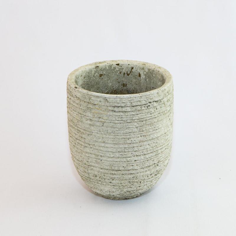 セメントポット  / Used Pot.15【中古鉢】