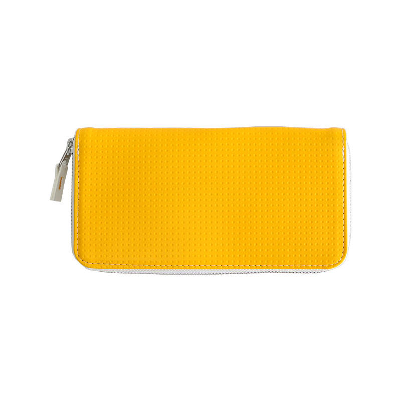 "024 WALLET ""SEN-RYO"" _yellow"