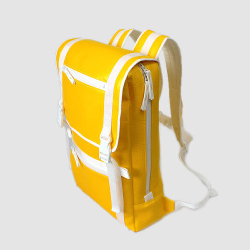 031 BACKPACK _yellow