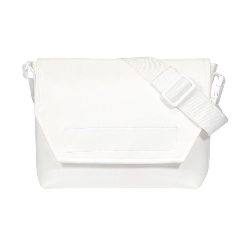 003 MESSENGER BAG(C) _white