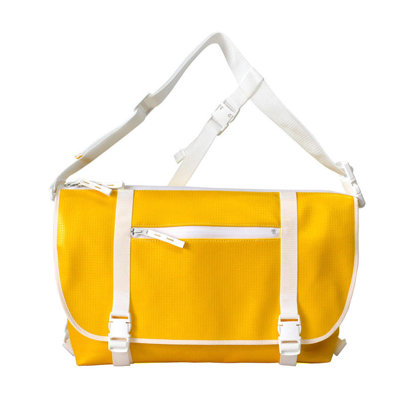 030 MESSENGER BAG _yellow