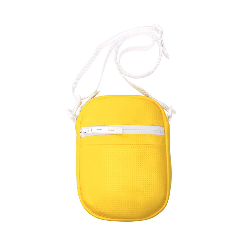 068 SHOULDER BAG _yellow
