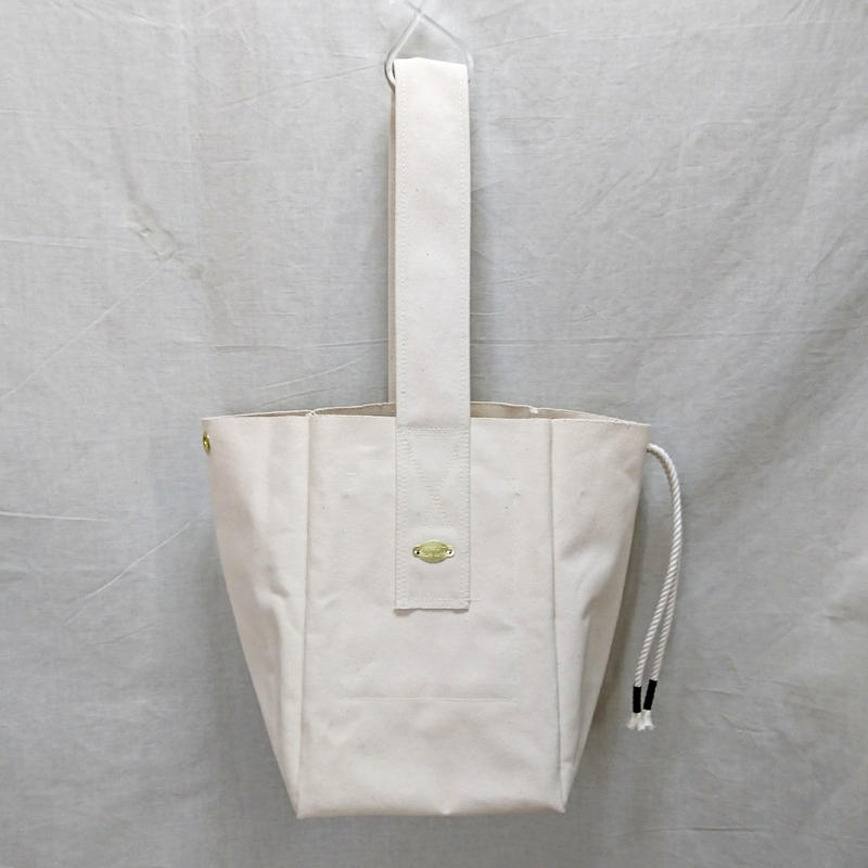 FUKURAFT / Japanese Canvas Tote Bag - L  / IVORY (FR-0031)