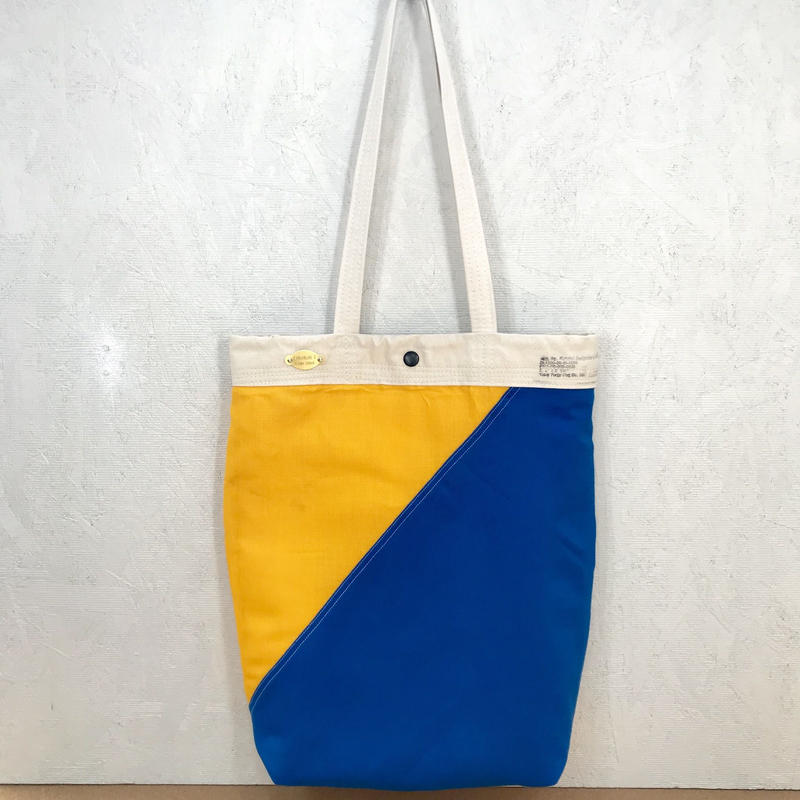 FUKURAFT / US Military Signal Flag Tote Bag  (FR-0039)