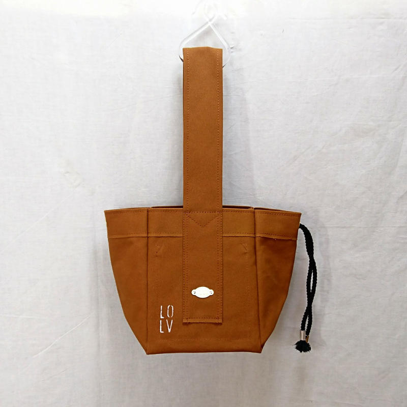 FUKURAFT / Japanese Canvas Tote Bag -S / CAM (FR- 0011)