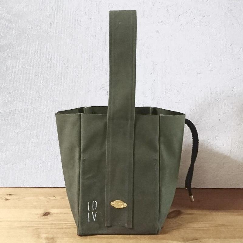 【M様予約品】 USミリタリーキャンバストートバッグ  (S)