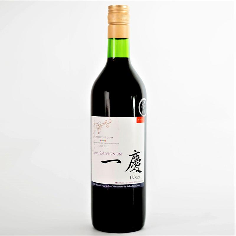 赤ワイン「一慶」720ml