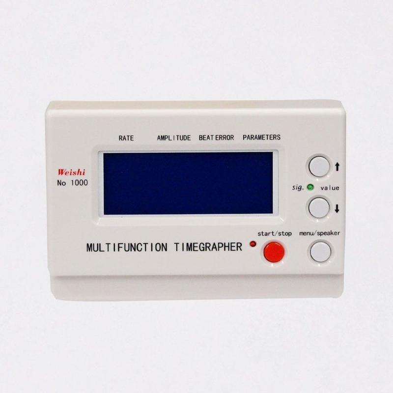 マルチファンクション タイムグラファー 1000 日差測定器  腕時計工具 時計修理