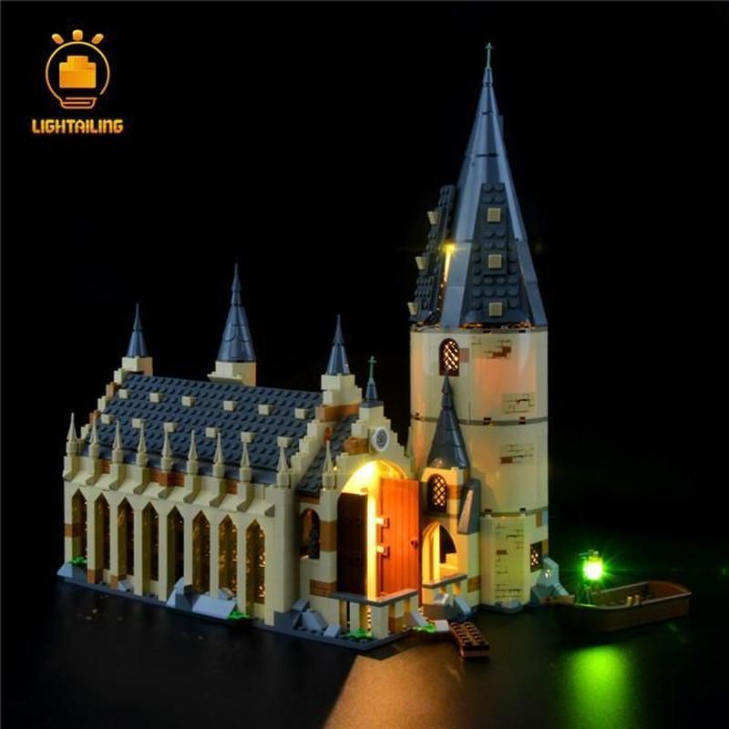 レゴ 75954 ホグワーツの大広間 ライトアップセット [LED ライト キット+バッテリーボックス] HARRY POTTER HOGWARTS GREAT HALL