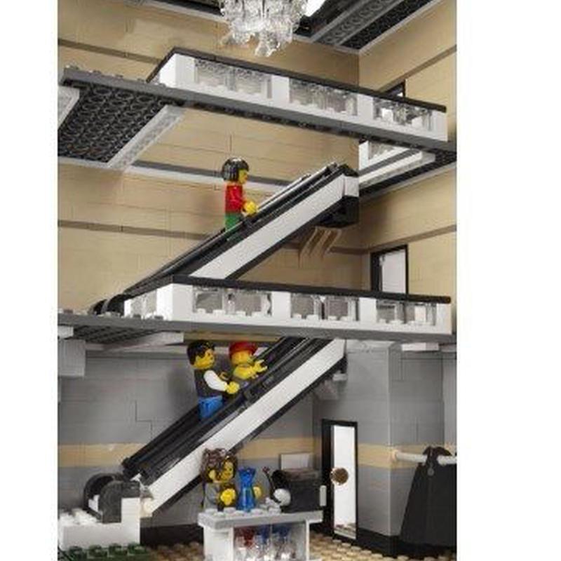《新品未組立》レゴ ( LEGO ) 風 クリエイター グランドデパートメント 10211風  レゴ互換品 欠パーツ保証