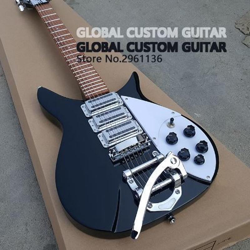 リッケンバッカー タイプ エレキギター 初心者 扱いやすい rickenbacker グローバルカスタム ギターのみ