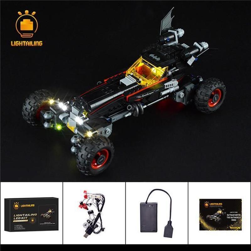 レゴ 70905 バットマンムービー バットモービル ライトアップセット [LEDライトキット+バッテリーボックス]