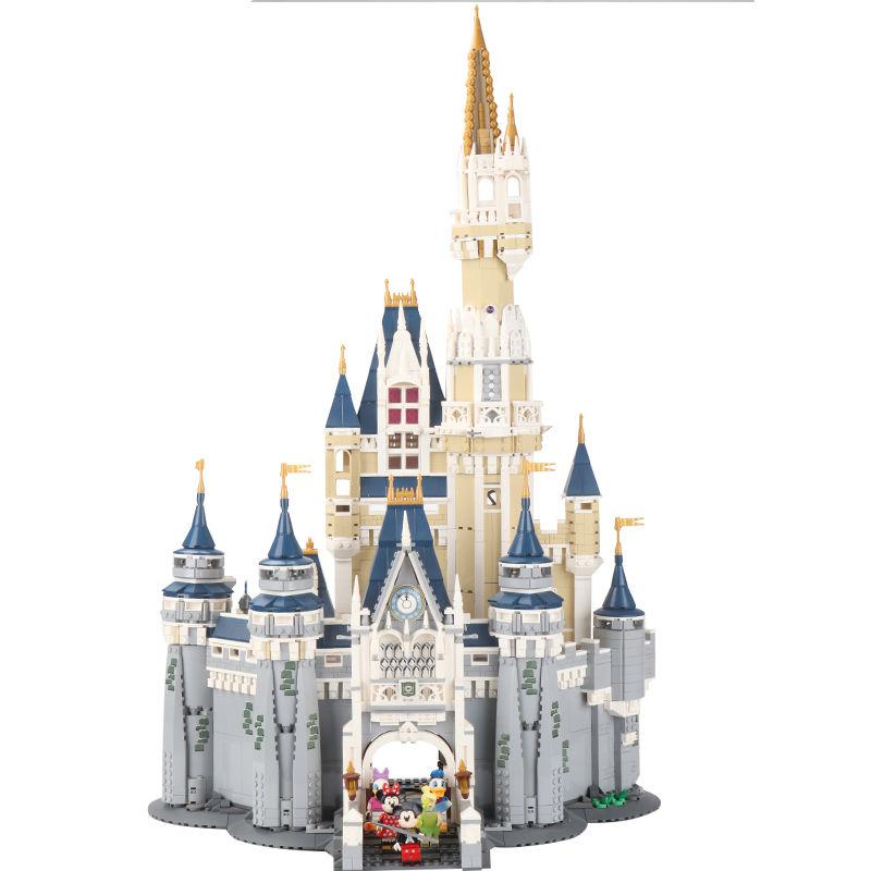 レゴ 互換品 プリンセスシンデレラ城 4080ピース ディズニー Disney