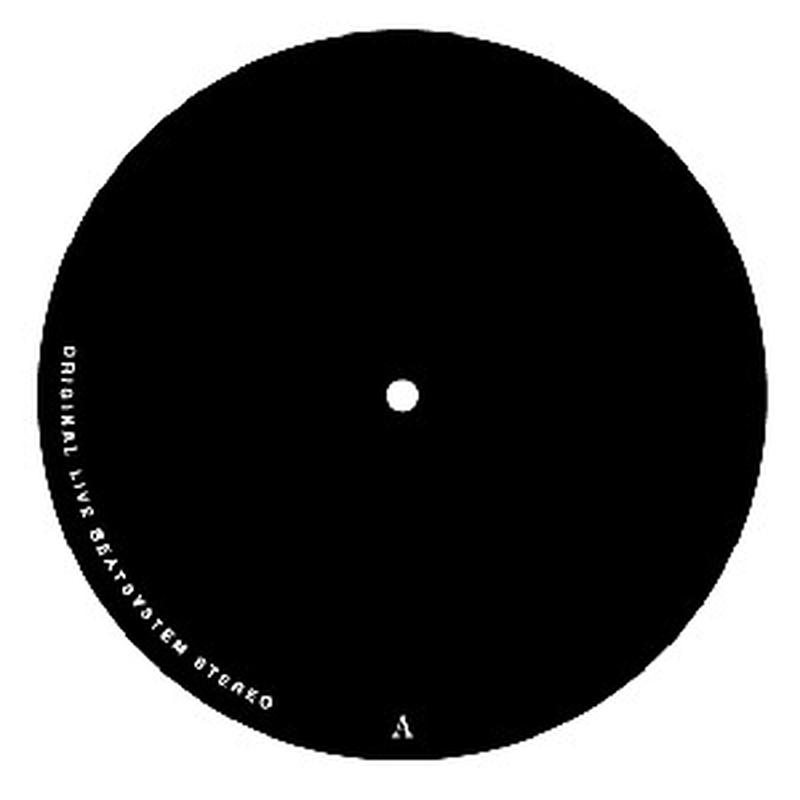 Original Live Beat System Stereo  7inch  (2011)     FUMITAKE TARMURA