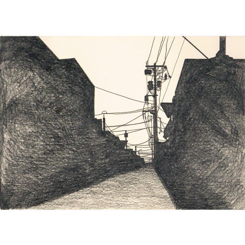 ある町にて 2 (Drawing)