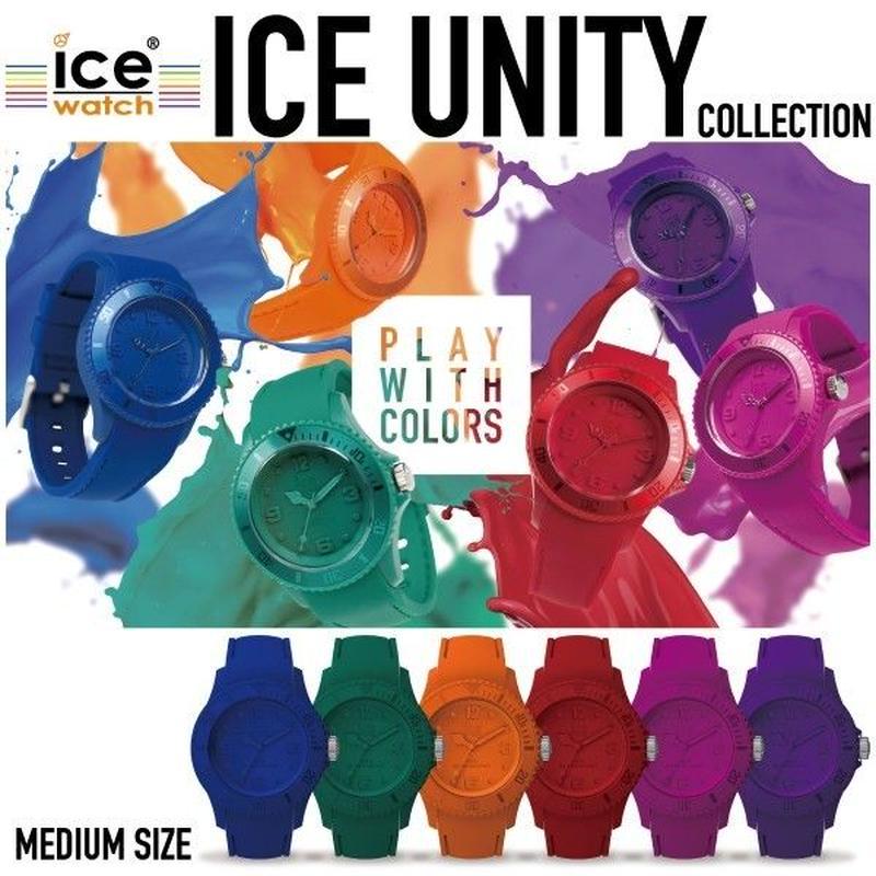 【腕時計】 アイスウォッチ ICE-UNITY medium