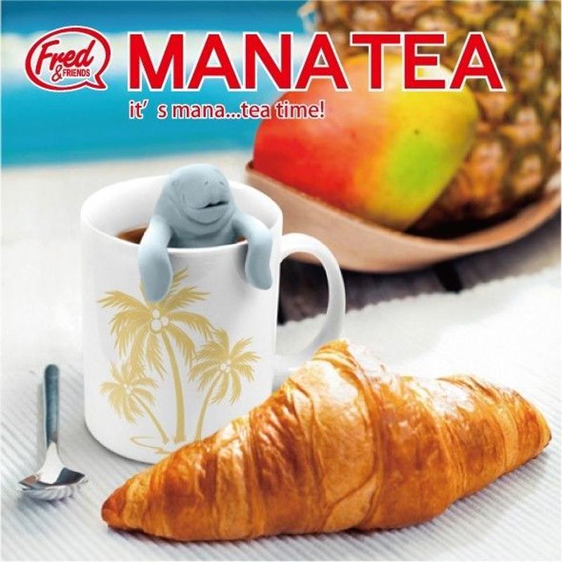 【茶こし】 フレッド ティーストレーナー マナティー