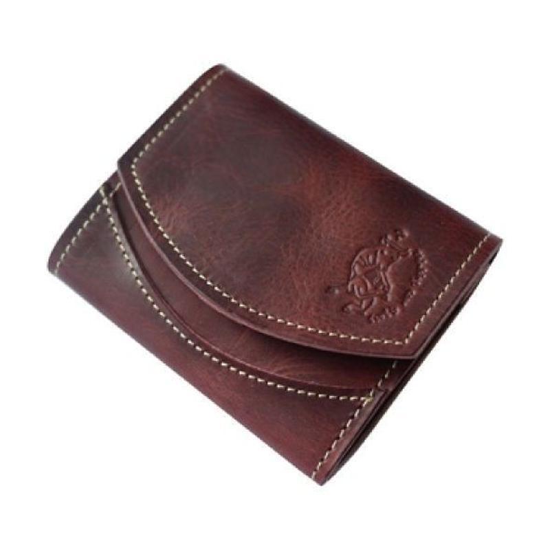 【極小財布】 クアトロガッツ ペケーニョ ボルドーワイン