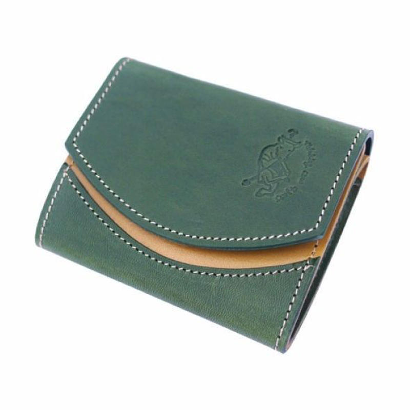 【極小財布】 クアトロガッツ ペケーニョ ピーマン