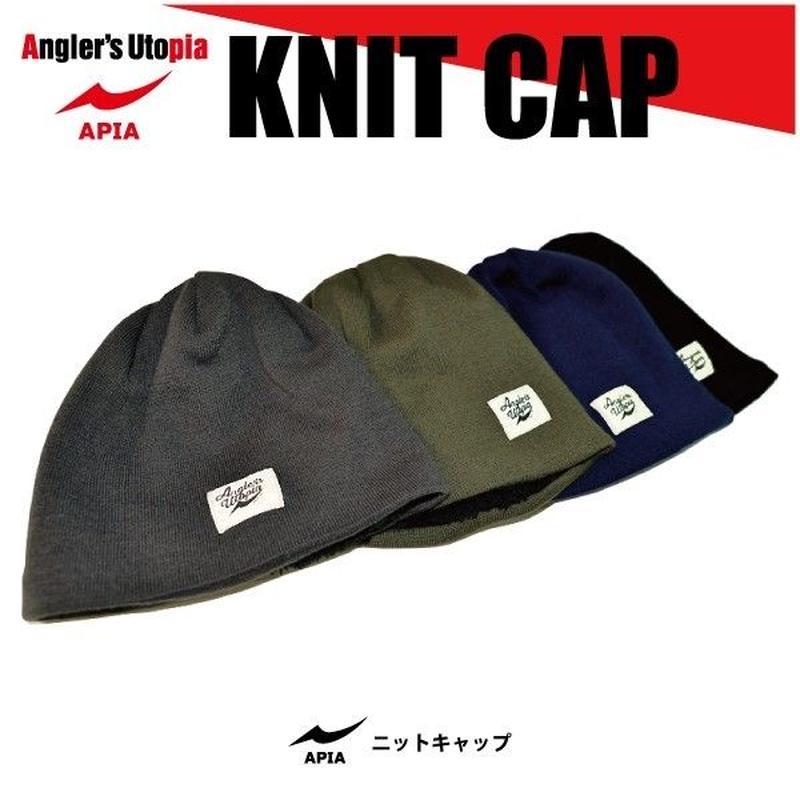 【ニット帽】 アピア ニットキャップ