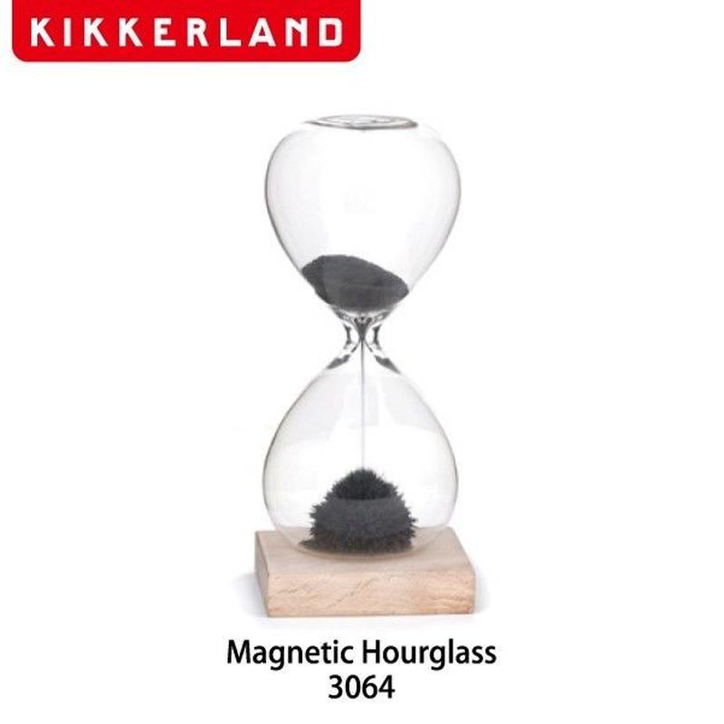 【砂時計】 キッカーランド マグネティック アワーグラス 3064