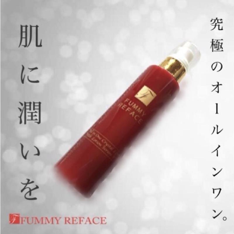 FUMMY REFACE(フミーリフェイス) オールインワン クリスタルリフト ミルクローションセラムF