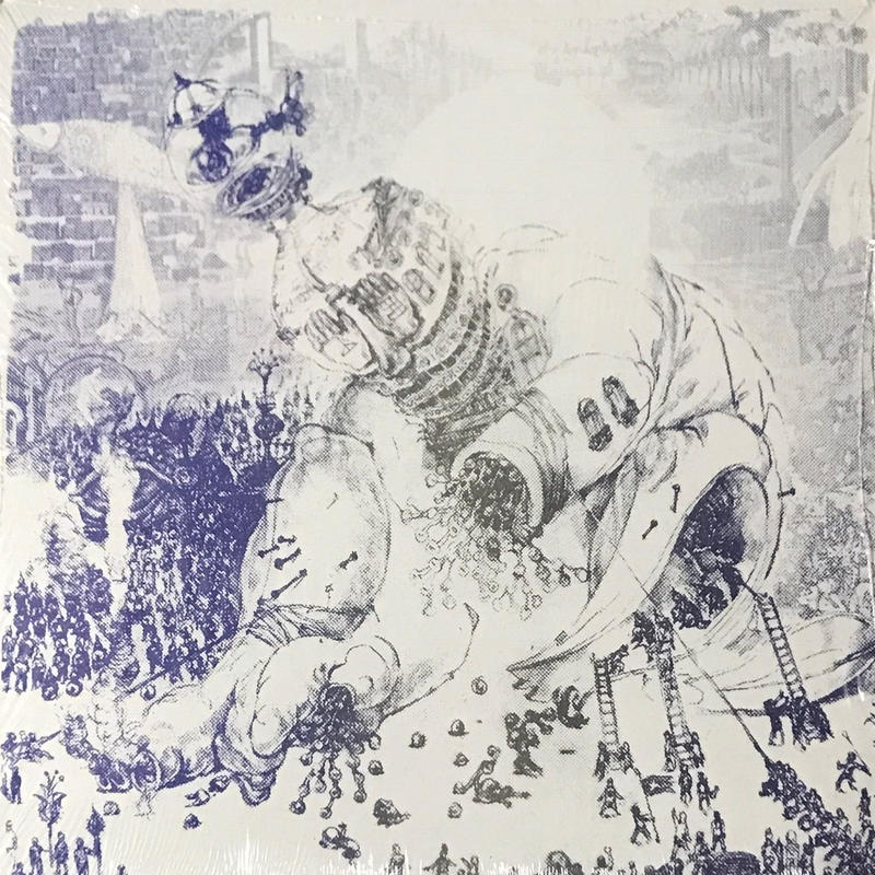 Jack Pattern - In Obaken Welten EP [12][Lustpoderosa] ⇨EBMな捻れ感覚など一筋縄ではいかない Leftfield Techno!