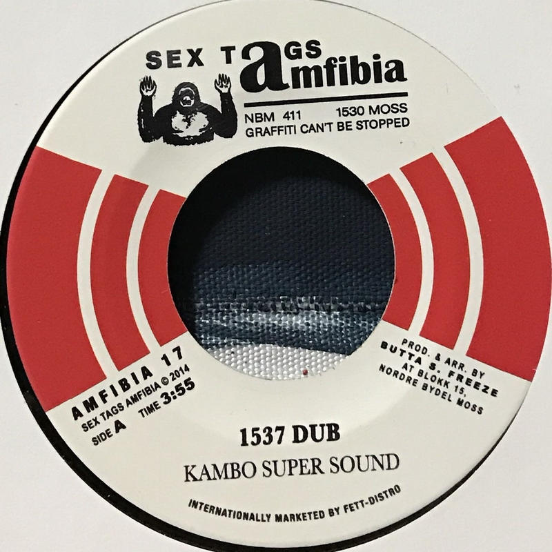 Kambo Super Sound / Don Papa - 1537 Dub / Outcast (Latino Dub) [EP][Sex Tags Amfibia] ⇨Sex Tags 〜