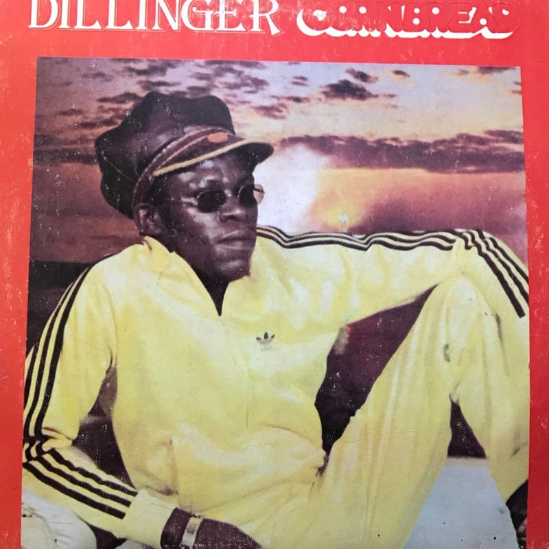 Dillinger - Cornbread [LP][Scandal Bag]