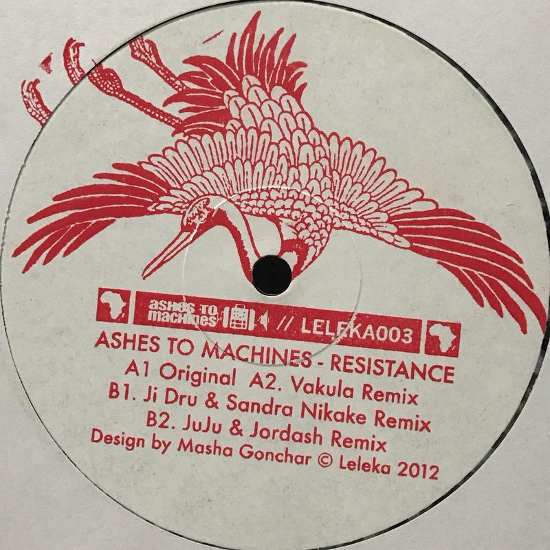 Ashes To Machines - Resistance [12][Leleka]