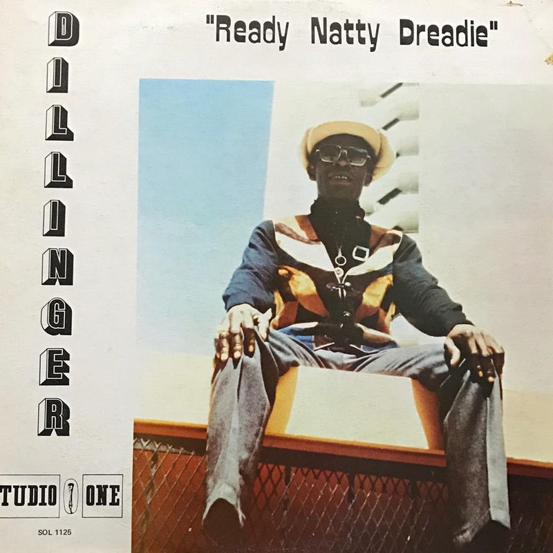 Dillinger - Ready Natty Dreadie [LP][Studio One]